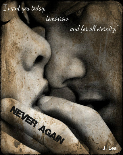 Never again teaser